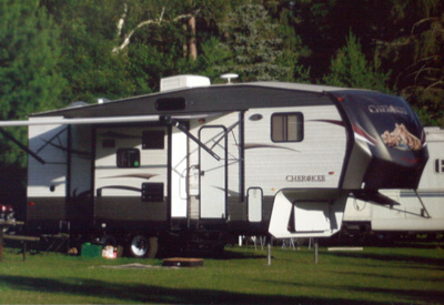 Itasca state park camping with full hookups